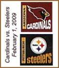 Cardinals vs. Steelers
