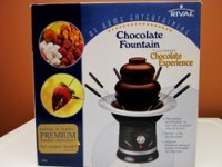 Rival Chocolate Fountain