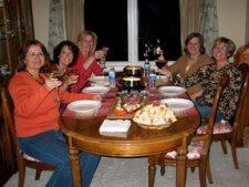 Easy Fondue Party