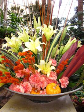 Fresh Flower Centerpieces