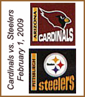 Cardinals vs. Steelers