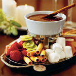 Easy Fondue Party