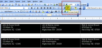 How To Create Microsoft Word Labels