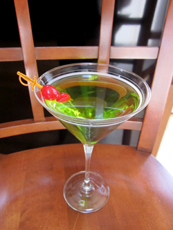Honeydew Martini Recipe