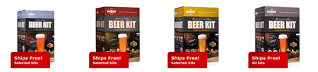Home Beer Brewing Kits