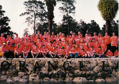 Orange Lake Group Picture