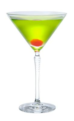 Perfect Green Cocktail