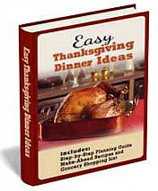 Easy Thanksgiving Dinner Recipes