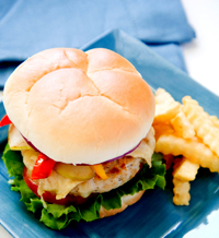 Turkey Burger Recipes