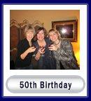 50th Birthday Party Theme