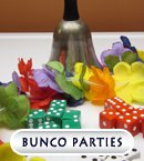 Bunco Theme Party