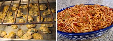 Spicy Chicken Spagetti Casserole
