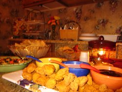 Football Appetizers & Snacks
