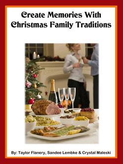 Fun Christmas Traditions Free Ebook