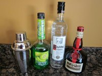 Honeydew Martini Recipe